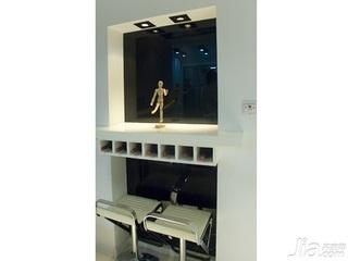 简约风格二居室3万以下60平米酒架图片