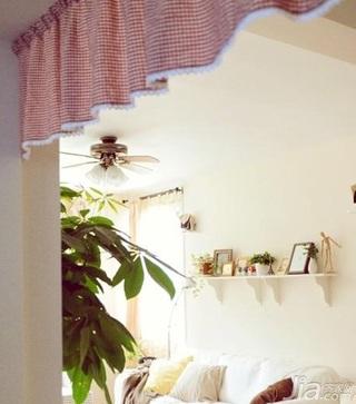 日式风格四房5-10万80平米新房家装图