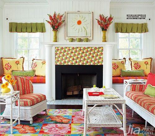 欧式风格别墅温馨豪华型140平米以上客厅沙发效果图