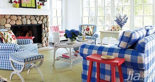 欧式风格别墅舒适豪华型140平米以上客厅沙发图片