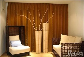 日式风格复式5-10万80平米沙发新房家装图片