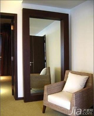 日式风格复式5-10万80平米沙发新房家装图