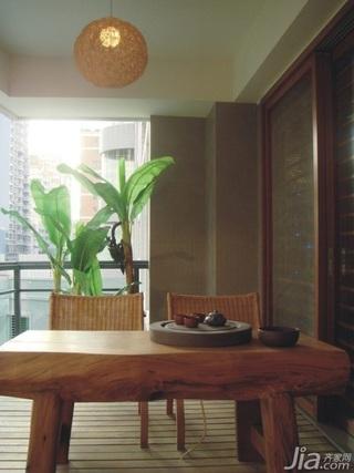 混搭风格二居室10-15万90平米茶室茶几新房家装图