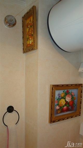 田园风格二居室5-10万70平米壁纸图片