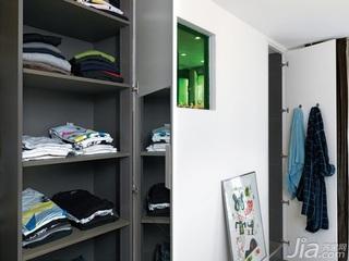 欧式风格小户型10-15万50平米衣柜设计图纸