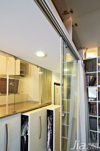 小户型5-10万40平米储藏室装修图片图片