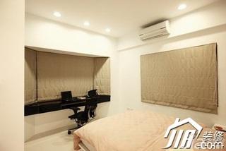 简约风格公寓经济型100平米卧室飘窗装修效果图