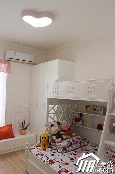 简约风格可爱儿童房装修效果图