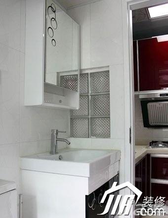 小户型3万-5万洗手台图片