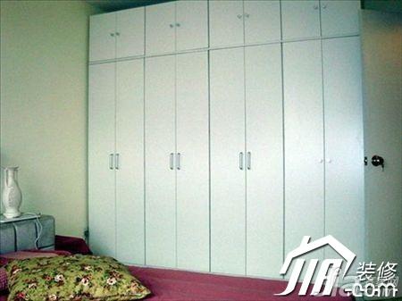 一居室3万-5万40平米衣柜图片