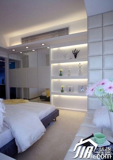 温馨5-10万110平米卧室飘窗床图片