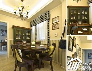 简约风格三居室3万-5万100平米餐厅餐边柜效果图