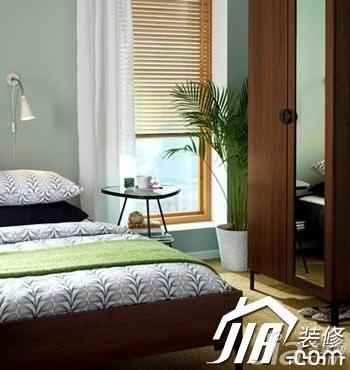 简约风格简洁3万-5万70平米卧室床效果图