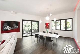 欧式风格富裕型140平米以上餐桌效果图