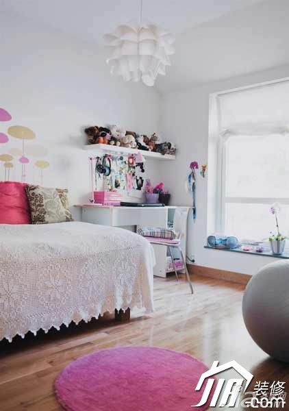 卧室床效果图