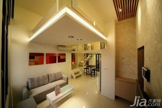 简约风格小户型简洁经济型60平米客厅沙发背景墙沙发效果图