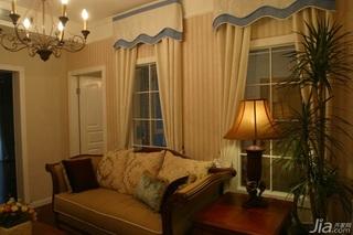 新古典风格公寓富裕型客厅沙发图片