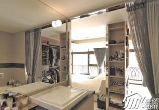 简约风格二居室5-10万设计图纸