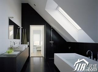简约风格小户型经济型浴缸图片