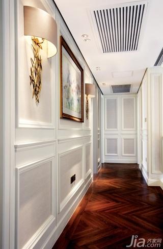 欧式风格别墅奢华豪华型140平米以上走廊灯具效果图