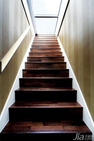 欧式风格别墅奢华豪华型140平米以上楼梯设计图纸