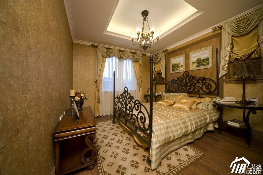 三居室装修效果图大全2013图片原木色装修效果图中式风格装潢效果图图片