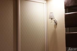 简约风格公寓富裕型卧室衣柜设计图纸