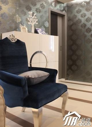 简约风格公寓经济型门厅单人沙发图片