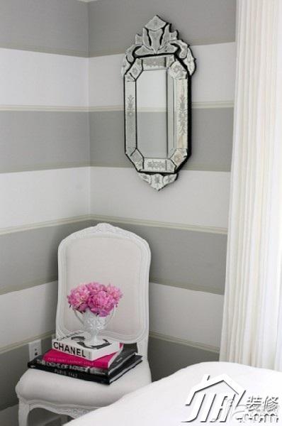 简约风格公寓温馨10-15万90平米卧室设计图纸