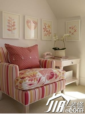 简约风格公寓温馨10-15万90平米背景墙沙发图片