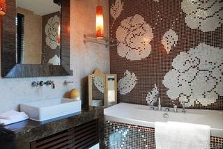 欧式风格别墅奢华豪华型140平米以上浴缸图片