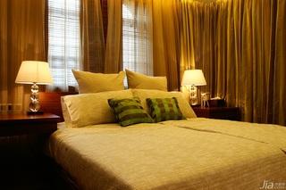 简约风格别墅温馨暖色调豪华型140平米以上效果图