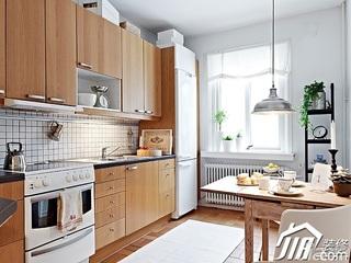 简约风格小户型实用经济型50平米厨房橱柜设计