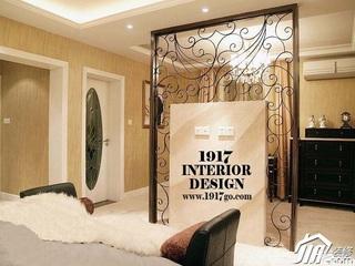 新古典风格别墅20万以上卧室隔断装修效果图