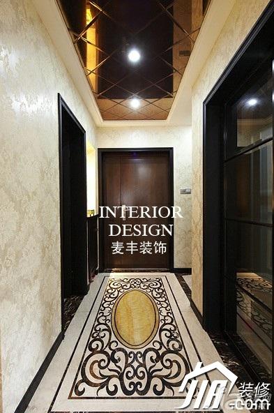 公寓富裕型100平米门厅装潢