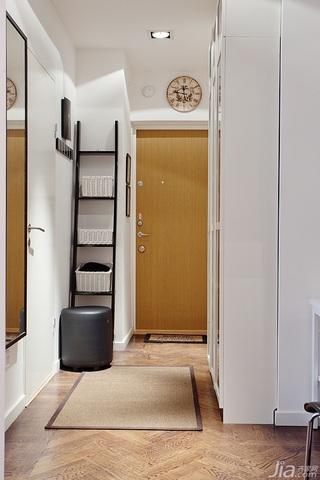 欧式风格小户型3万以下门厅玄关柜效果图
