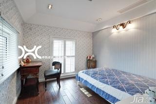 欧式风格别墅富裕型140平米以上儿童房壁纸效果图