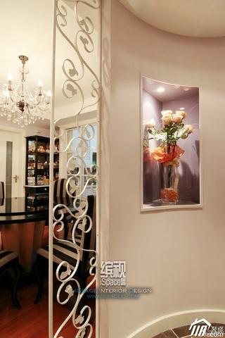 简约风格公寓经济型110平米客厅客厅隔断装修效果图