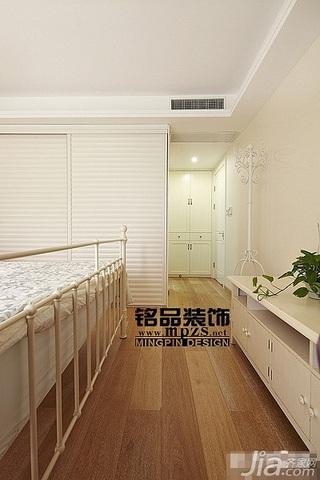 混搭风格三居室10-15万卧室衣柜定做
