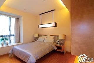 新古典风格别墅豪华型140平米以上卧室飘窗灯具图片