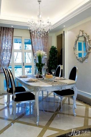 欧式风格别墅古典豪华型140平米以上灯具效果图