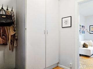 北欧风格公寓经济型卧室衣柜定做