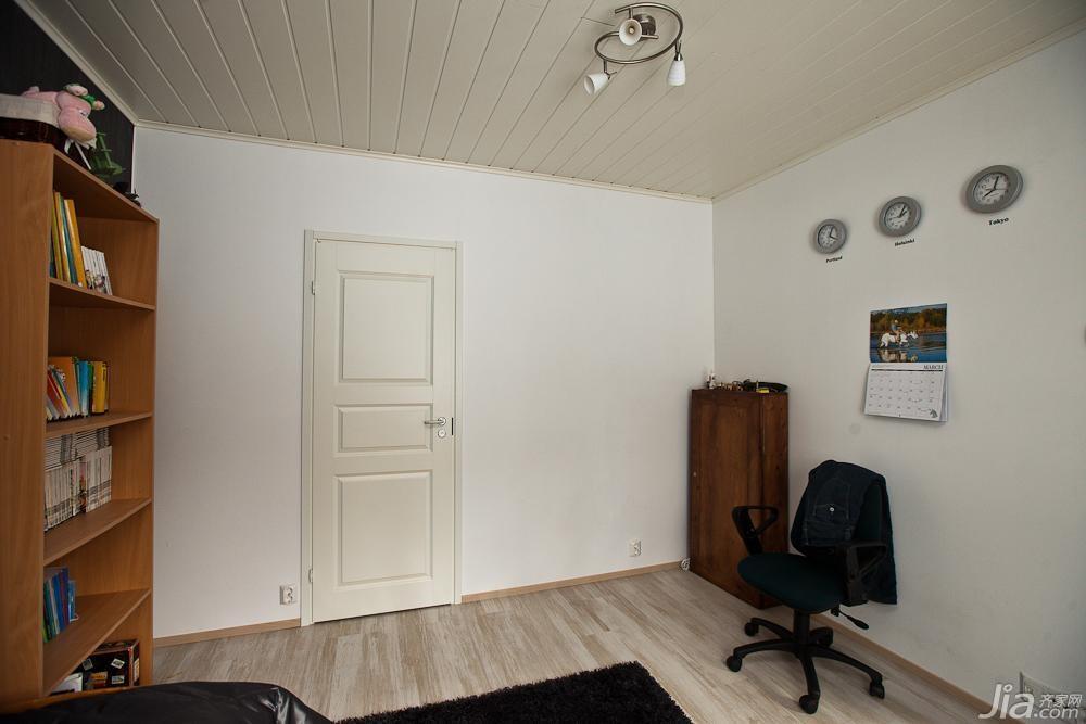 简约风格二居室经济型卧室效果图