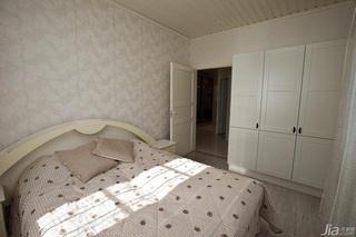 欧式风格别墅富裕型140平米以上卧室衣柜效果图