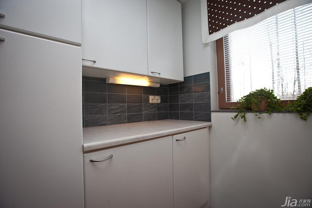 欧式风格别墅经济型洗衣房装修效果图高清图片