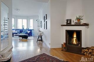 欧式风格公寓130平米门厅设计