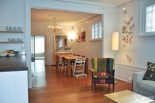 简约风格别墅富裕型客厅过道装修效果图