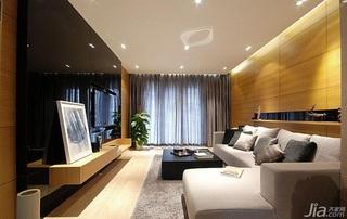 简约风格一居室客厅沙发效果图