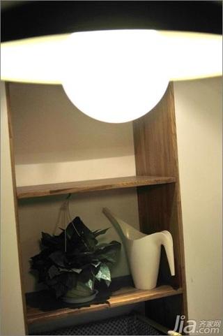 简约风格公寓经济型80平米效果图