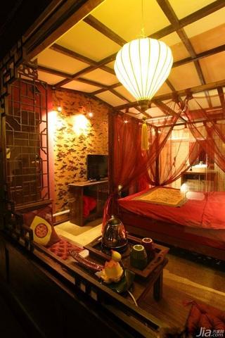 中式风格公寓家装图